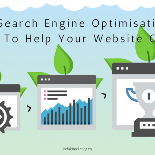 8 Search Engine Optimisation tips to help your website grow - A non-marketers guide 2