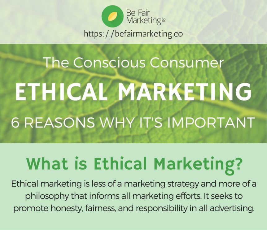 6 Reasons Why Ethical Marketing Matters - Featured Image